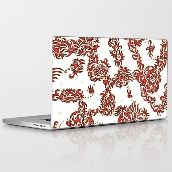 freedom laptop skin