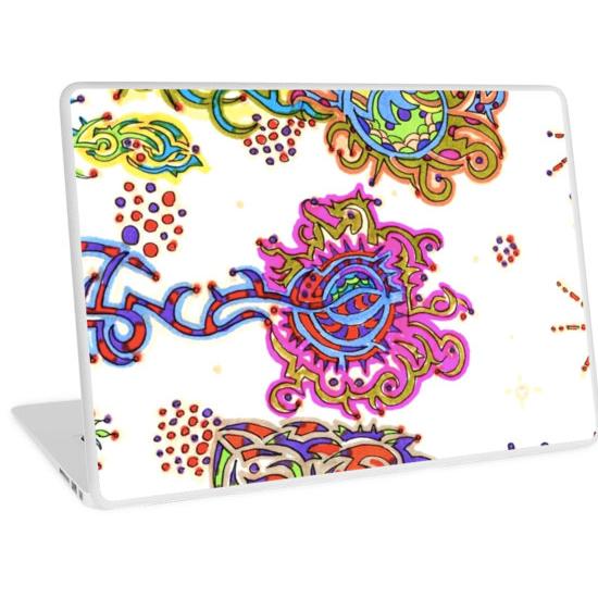 kurimi laptop skin