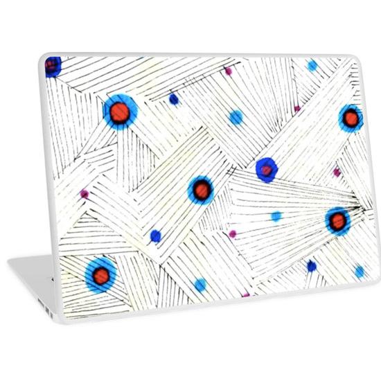 lumiere laptop skin