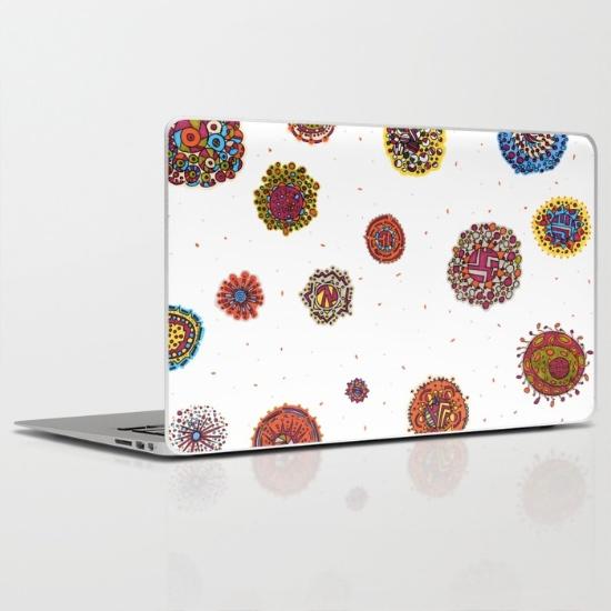 sagitta laptop skin