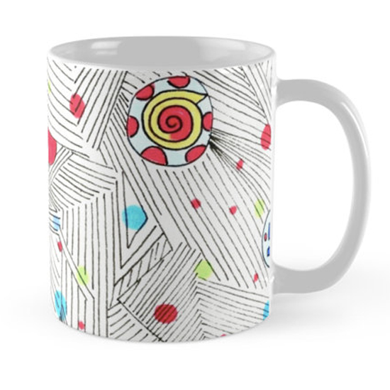 cathedral mug