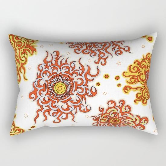 nairobi rectangular pillow