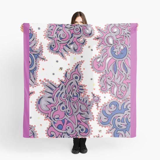 kerala scarf