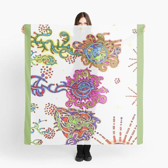 kurimi scarf