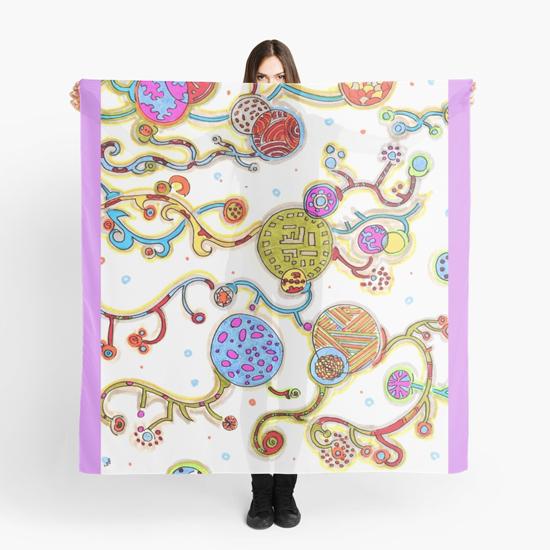 murasakino scarf