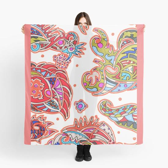 orengi scarf
