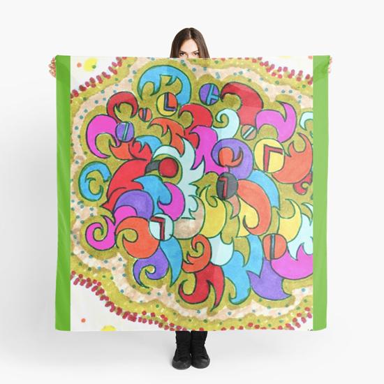 violetta scarf