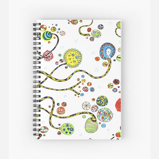 baioretto spiral notebook