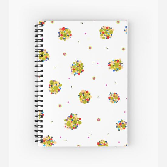kiki spiral notebook