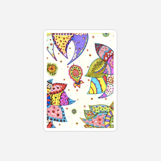 pinku stickers