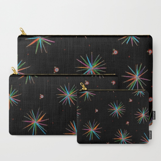 little star studio pouch