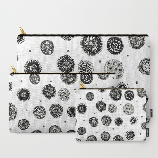 september snow studio pouch