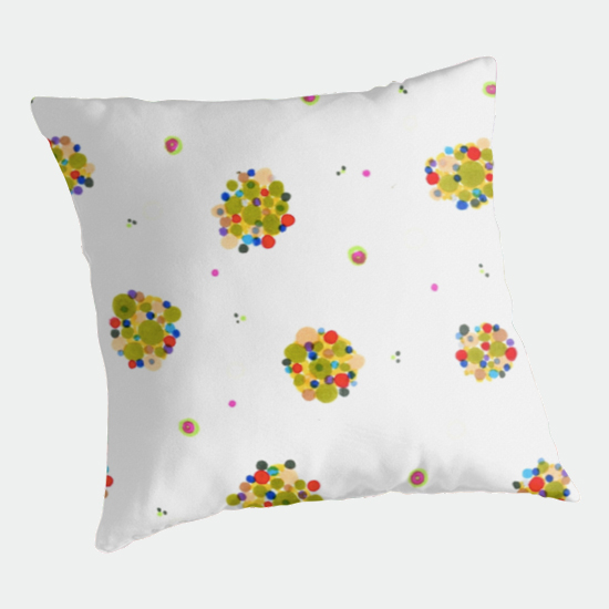 kiki throw pillow