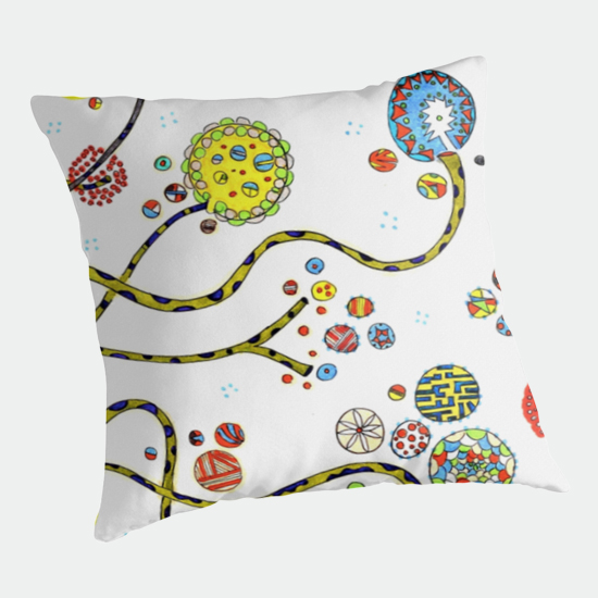 baioretto throw pillow