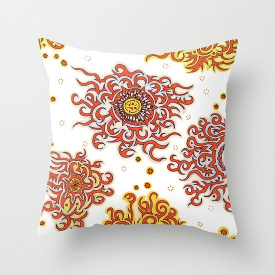 nairobi throw pillow