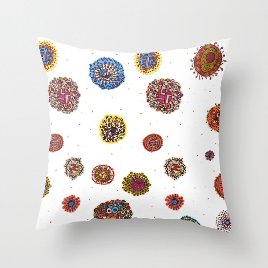 saggitta throw pillow
