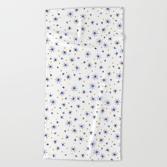blue mattisse - towel