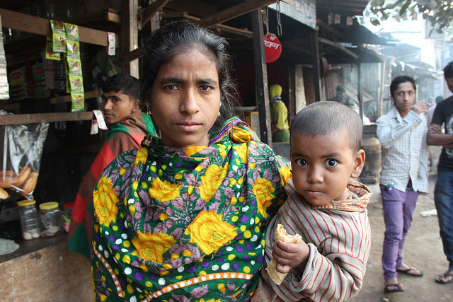 The future is uncertain for many garment workers and their families.