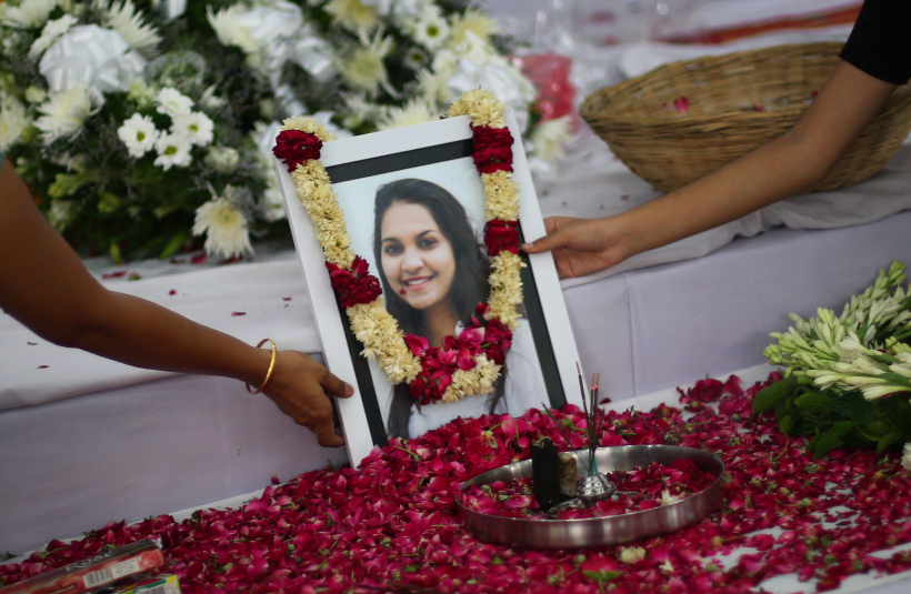 Indian teenager Tarishi Jain was among those killed in the July 1, 2016 terror attack in Dhaka (Indian Express photo by Oinam Anand)