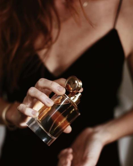 Samantha Wennerstrom for Ralph Lauren Fragrances