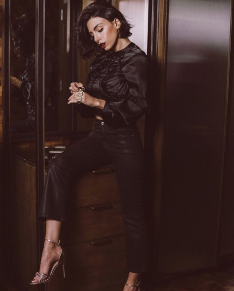 Kris Cherie for 7 For All Mankind