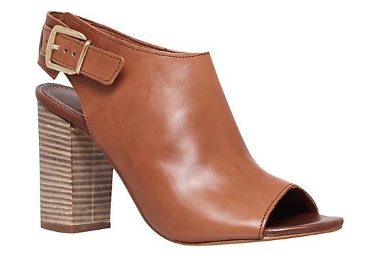 Carmela Asset Peep Toe Shoe Boot £100