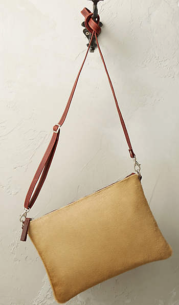 Filly Crossbody bag in cowhide £98 from Anthropologie