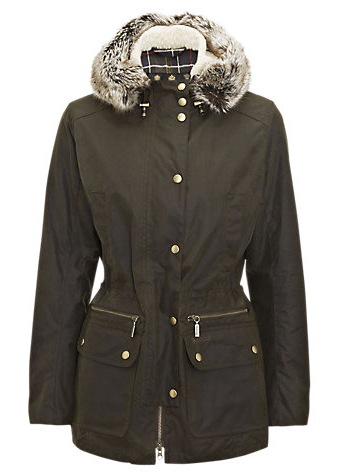 Barbour Kelsall Jacket in olive £249