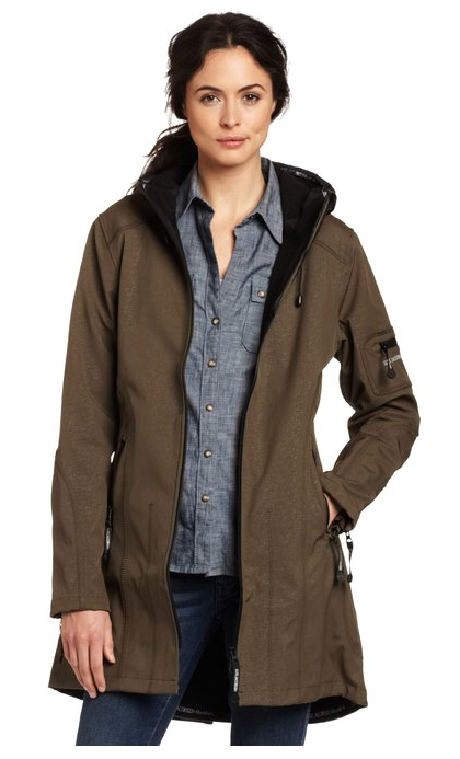 Ilse Jacobsen 3/4 Rain Jacket £142.15 available in different colours and lengths