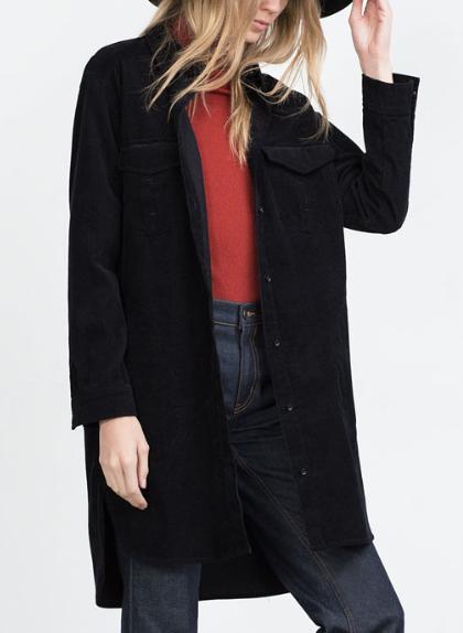 Zara Oversized Checked Shirt £39.99