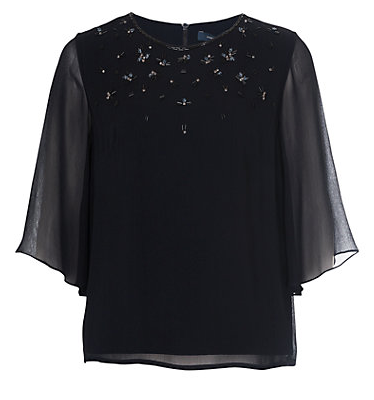 French Connection Broadway Lights Top £95