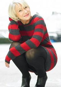 Helen Mirren 70