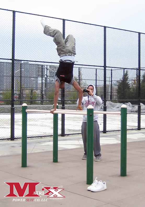 Outdoor gymnastics