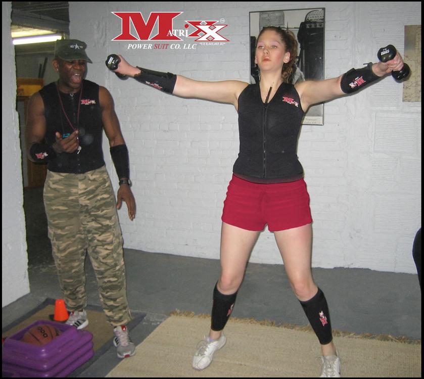 Calvin training model Alexa Elliott