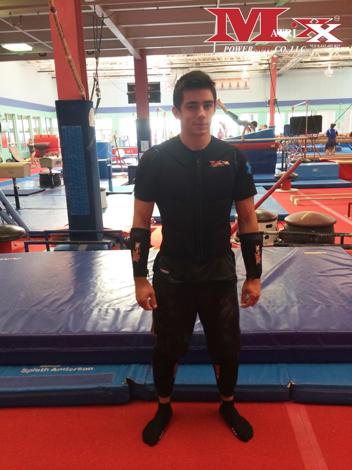 Boy's Gymnastics