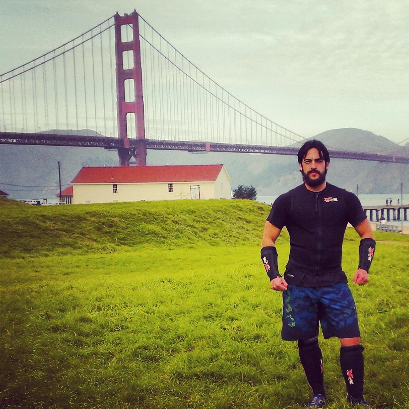 Johanthan Binnie 50 Mile Run photo