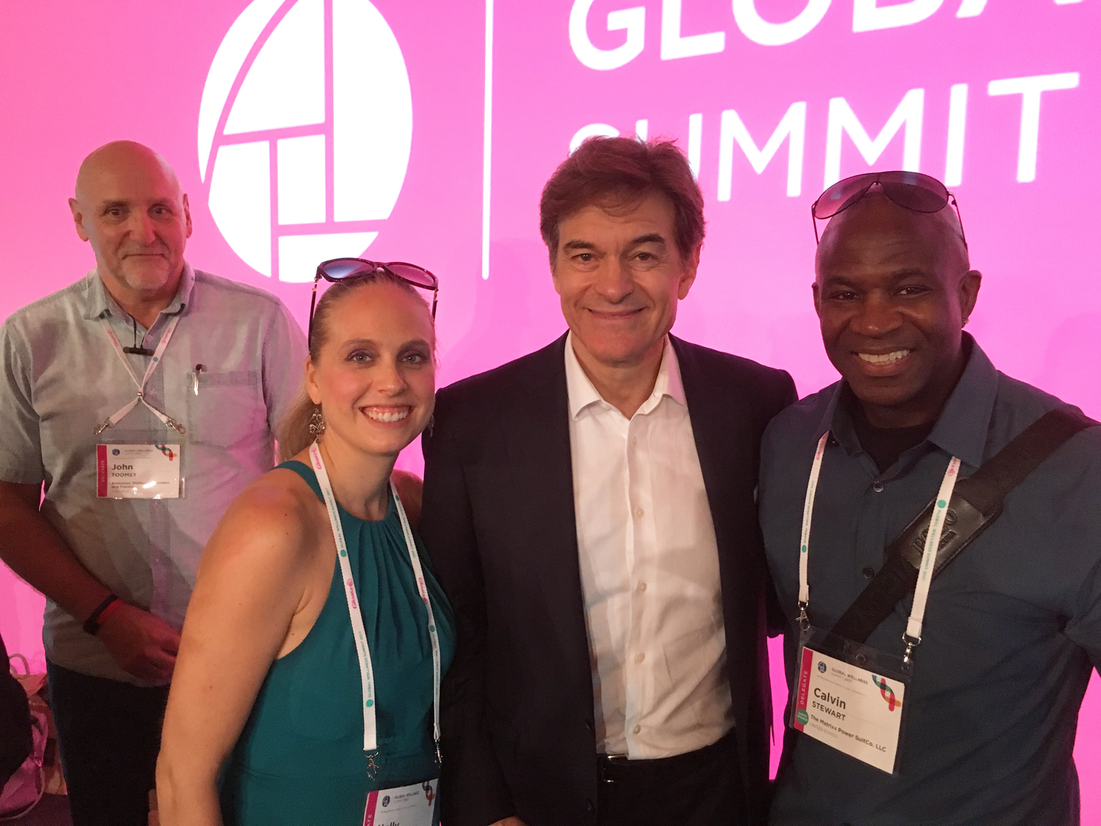 Calvin & Holly w Dr. Oz - GWS 2017.jpg