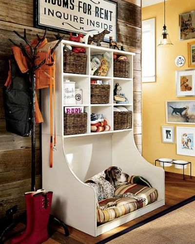 A clever, comfortable use of space.