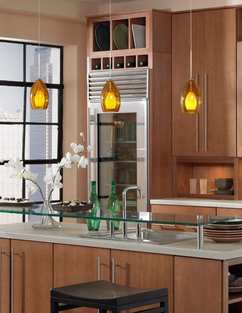 Whatever your design inclinations, one cannot ignore the dramatic impact of these modern pendant lights.