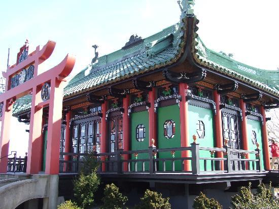Dream big for your Happy Home!!!  Take inspiration from the Pagoda Tea House at the Marble House in Newport, RI.