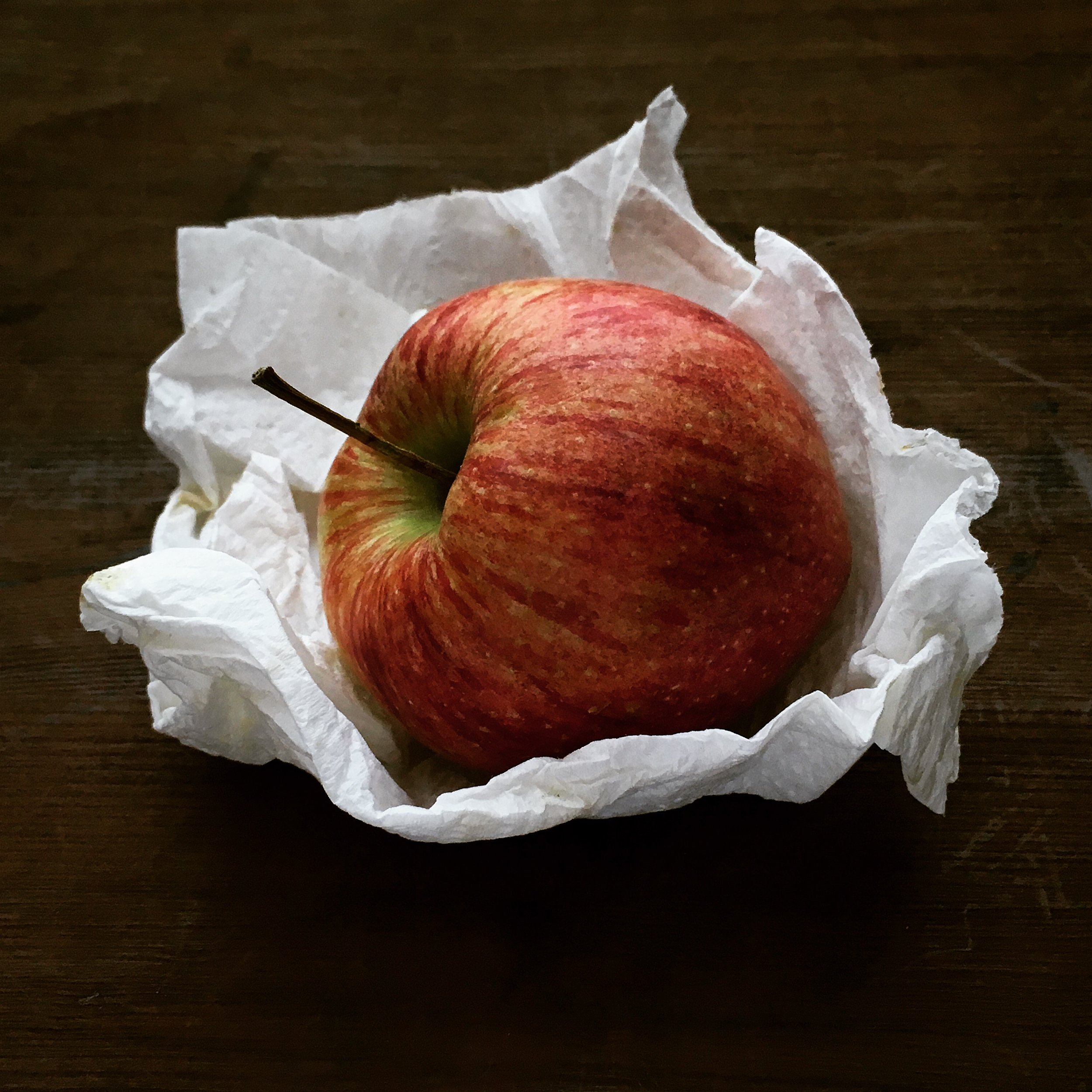 Gala apple, 2017