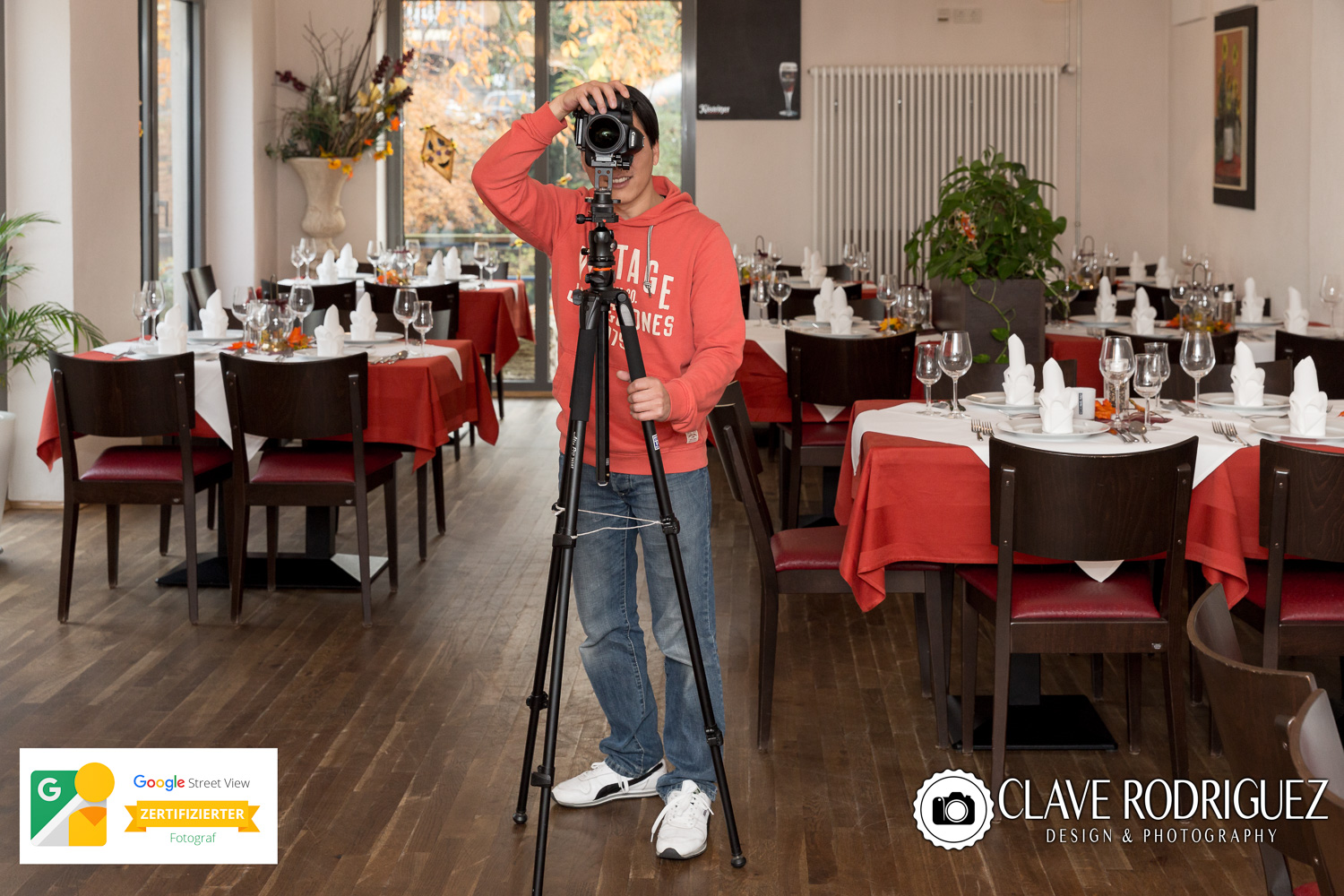 Google Street View Trusted - Business View Fotograf Clave Rodriguez