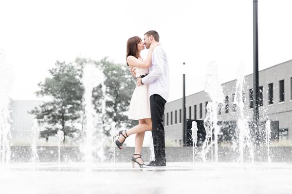 Engagement Shooting - Leitz-Park Wetzlar / Strohballen / Park