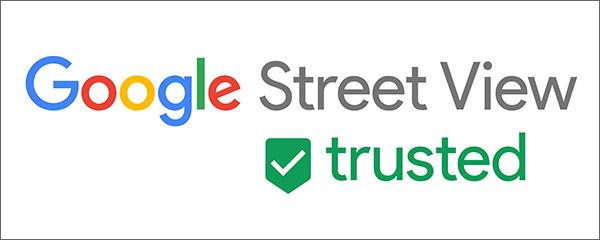 Google Street View - virtuelle 360° Rundgang