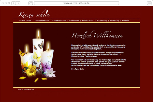 Kerzen-Schein - Wetzlar
