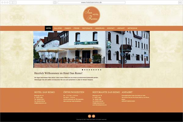 San Remo  Hotel -Gießen - Lollar