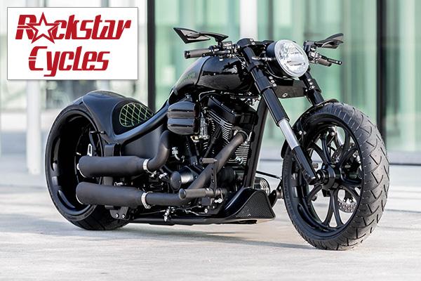 """Rockstar Cycles  Custom Bike """"Prototype"""" - Leitz Park Wetzlar"""