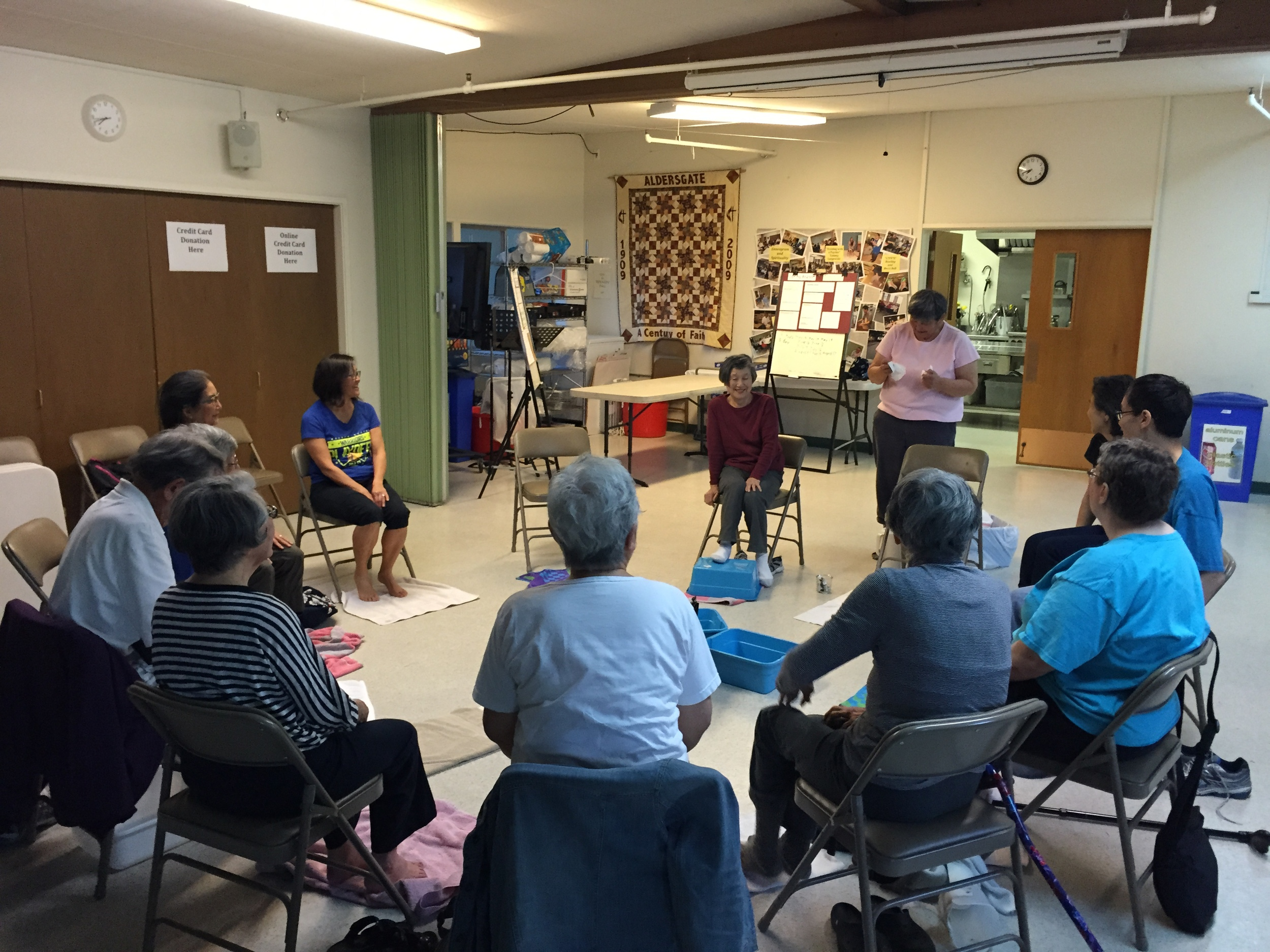 reiki and healing arts circle