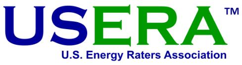 U.S. Energy Raters Association Cert. #410231432