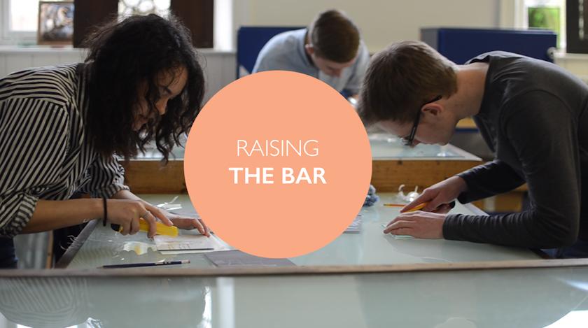 Raising the Bar 2015-16